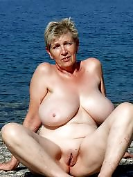 Granny big boobs, Granny beach, Mature beach, Beach boobs, Beach granny, Granny boobs