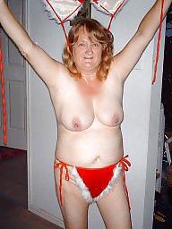 Xmas milf, Xmas, Redheads milf, Redheaded mature, Redhead, milf, Redhead milfs