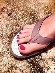 Milf feet, Mature feet, Feet, Amateur feet, My wife