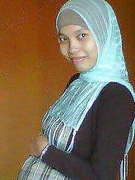 Pregnant, Hijab, Voyeur, Amateur