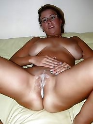 Wives, Amateur facial, Swingers, Sperm, Wedding, Milf facial