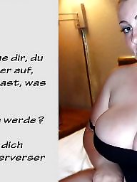 German caption, German captions, Teen caption, Femdom caption, Femdom captions, Caption