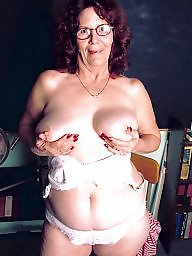 Sexy granny, Teacher