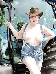 nude on milfs tractors Mature