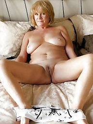 Older, Mature blonde