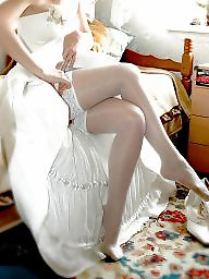 Bride, Amateur stockings, Pornstars, Stockings, Brides, Beautiful
