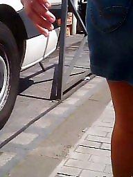 Skirt, Skirt ass, Jeans ass, Milf jeans, Mature skirt, Mature jeans