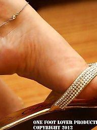 Mature feet, Bbw feet