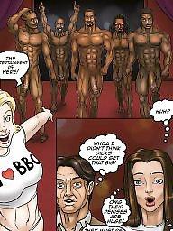 Interracial cartoons, Interracial cartoon, Cartoons, Cartoon, Interracial, Fantasy