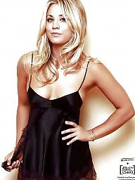 Kaley, Big bang theorie, Big bang, Bangs, Banged, Celebrity big