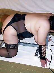 Bondage, Bbw mature