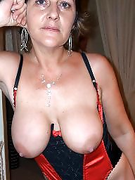 Milf, Mature, Lady, Ladies, Boobs, Lady b