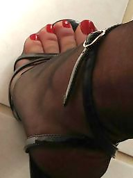 Feet, Nylon feet, Grannies