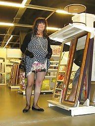 Stockings upskirt, Upskirt stockings, Mini dress
