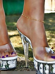 Milf feet, Milf heels, Heels, Feet, High heels, High heel