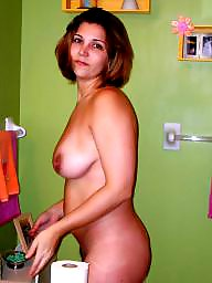 Your milf wife, Your wife, Tits showing, Tits show, Tits off, Tit, wife