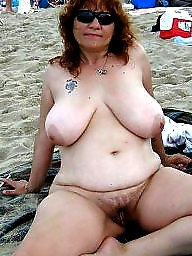 Nudist, Nudists, Mature nudist