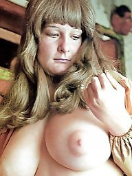 Vintage, Vintage boobs, Busty hairy, Vintage big boobs, Retro, Hairy busty