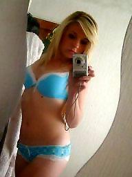 Scottish, Blonde teen