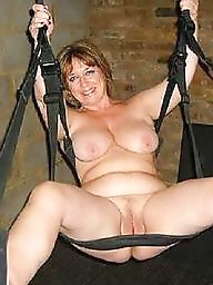 Open legs, Open, Mature legs, Mature tits, Mature flashing, Leggings
