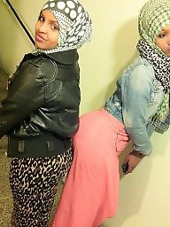Hijab, Hijab ass, Hijab teen, Asian ass