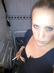 Smoking milf, Smoking