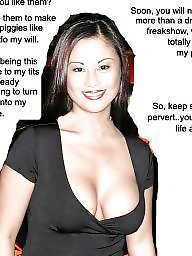 Femdom caption, Captions, Bdsm asian, Caption