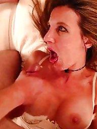 Amateur wife, Facial, Facials, My wife