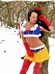 White porn, White snow, Snow white, Non white, In white, Cartoon non