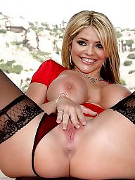 Willoughby, Stockings celebrity, Stocking celebrity, Milf holly, Milf holli, Holly-willoughby