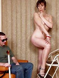 Mom miss nude