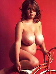 Vintage boobs, Vintage tits, Vintage big tits, Big nipple, Big nipples, Vintage