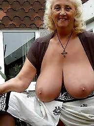 with boobs Grannies big