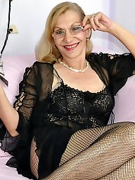 Blonde mature, Mature webcam