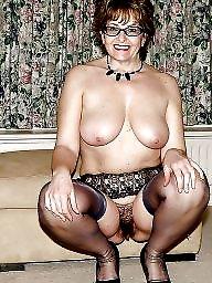 Granny, Granny ass, Mature big ass, Granny boobs