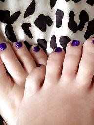Sexy feet, Stocking feet