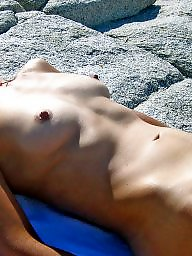 Beach milf, Beach, Naked, Milf beach