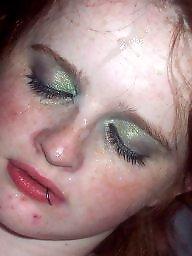 Freckled, Amateur facial, Freckles, Facials, Freckle