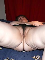Hairy wife, Mature hairy