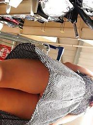 Up skirt, Ups