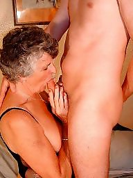 Granny boobs, Granny blowjob, Granny, Mature blowjob, Grannies, Grannys