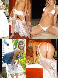 Milf panties, Milf upskirt, Milf bra, Milf panty, White panties, Wedding