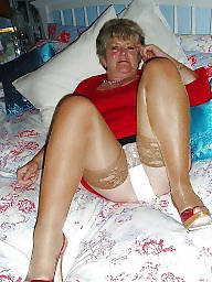 Grannies, Grannys, Knickers, Granny, Mature flashing