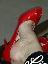 Bbw feet, Mature bbw, Feet, Mature feet