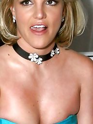 Cleavage, Britney spears, Celebrity