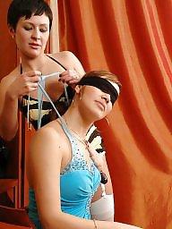 Blindfold, Blindfolded