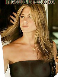 Celebrities, See thru, Celebrity, Jennifer aniston, See