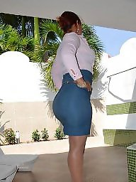 Big booty, Milf big ass, Skirt, Latin, Milf skirt, Big ass milf