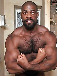 Hairy black, Ebony hairy, Men, Hairy, Ebony, Black