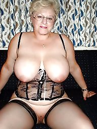 Granny big boobs, Bbw granny, Granny boobs, Busty granny, Clothed, Mature lingerie